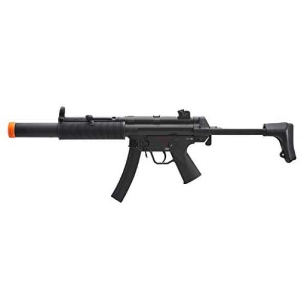 Elite Force Airsoft Rifle 3 HK Heckler & Koch MP5 AEG Automatic 6mm BB Rifle Airsoft Gun, MP5 SD6