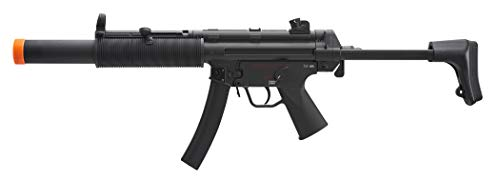 Elite Force Airsoft Rifle 2 HK Heckler & Koch MP5 AEG Automatic 6mm BB Rifle Airsoft Gun