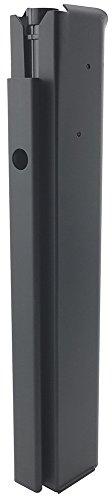 SportPro Airsoft Magazine 5 SportPro 450 Round Metal High Capacity Magazine for AEG Thompson M1A1 Airsoft Black