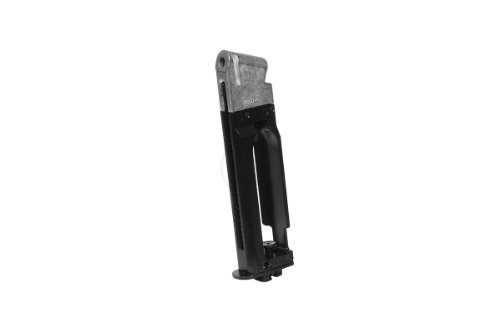 WG  1 WG 1911 Special Combat CO2 Non Blowback Pistol Airsoft Magazine - Full Metal