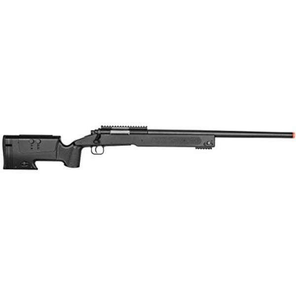 Double Eagle Airsoft Rifle 2 Double Eagle Field Marksman Bolt Action Spring Airsoft Sniper Rifle Gun FPS 480