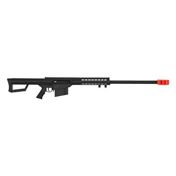 Lancer Tactical Airsoft Rifle 2 Lancer Tactical M82 50 Cal Spring Airsoft Sniper Rifle Gun Marksman FPS 435