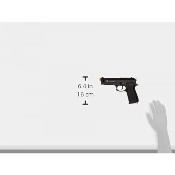Taurus Airsoft Pistol 3 Taurus PT92 HPA Series Metal Slide Airsoft Pistol