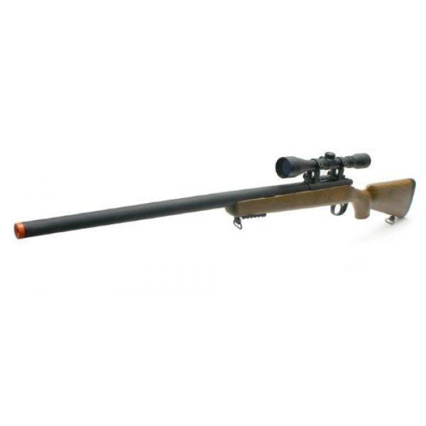 TSD Airsoft Rifle 5 TSD Tactical Series SD700 - Black Airsoft Gun