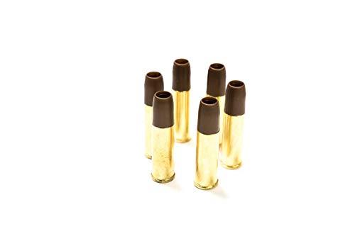 Black Ops Air Pistol 7 Black Ops Exterminator 2.5 Inch Revolver - Gun Metal Finish - Full Metal CO2 BB/Pellet Gun - Shoot .177 BBs or Pellets