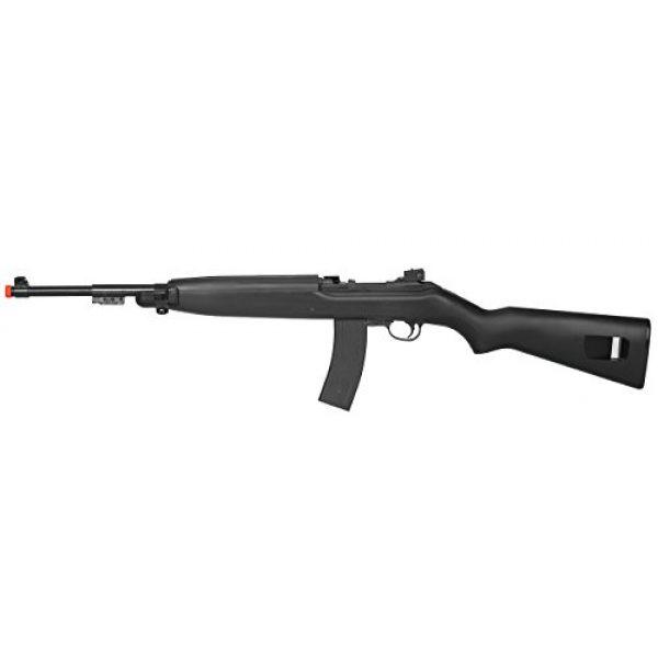 UKARMS Airsoft Rifle 1 UKARMS M1 Carbine Spring Airsoft Rifle Gun WW2 FPS 300