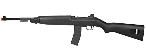 UKARMS M1 Carbine Spring Airsoft Rifle Gun WW2 FPS 300 Airsoft Rifles By UKARMS