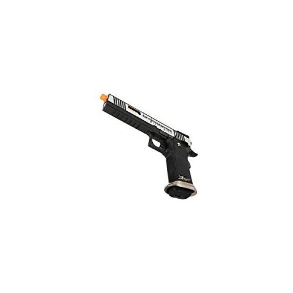 WE TECH Airsoft Pistol 4 WE TECH 1911 Hi-Capa T-Rex Competition Gas Blowback Airsoft Pistol
