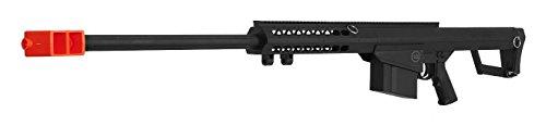 Lancer Tactical  1 Lancer Tactical M82 50 Cal Spring Airsoft Sniper Rifle Gun Marksman FPS 435