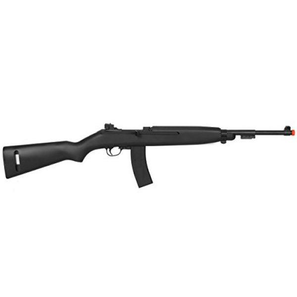 UKARMS Airsoft Rifle 2 UKARMS M1 Carbine Spring Airsoft Rifle Gun WW2 FPS 300