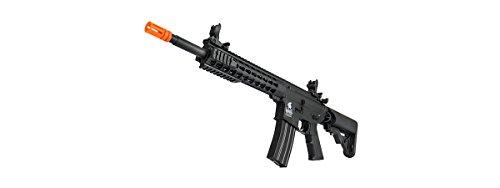 "Lancer Tactical Airsoft Rifle 3 LANCER TACTICAL Gen 2 LT-19 Carbine 10"" AEG Electric Automatic Aerosoft Gun"