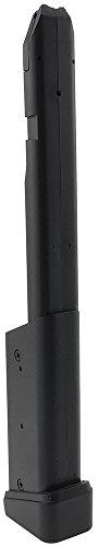 SportPro  2 SportPro 90 Round Polymer High Capacity Magazine for AEP G18C Airsoft - Black