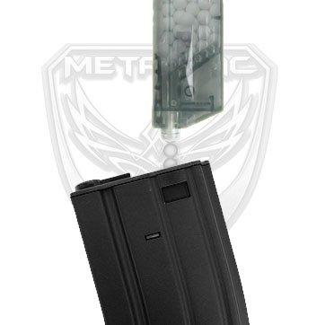 Full Metal (Black) for Airsoft Guns