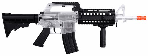 Crosman  1 Crosman 50027 Stinger R37 Spring Powered Tactical Airsoft Rifle