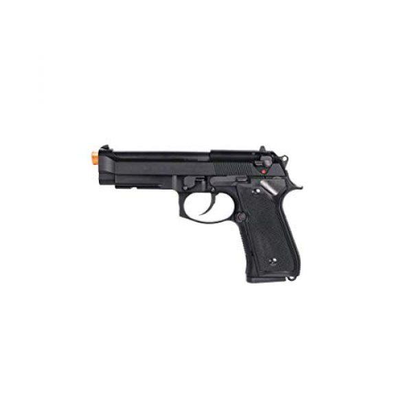 KWA Airsoft Pistol 1 KWA M9 PTP 6mm 24rd Railed Frame Airsoft Gun