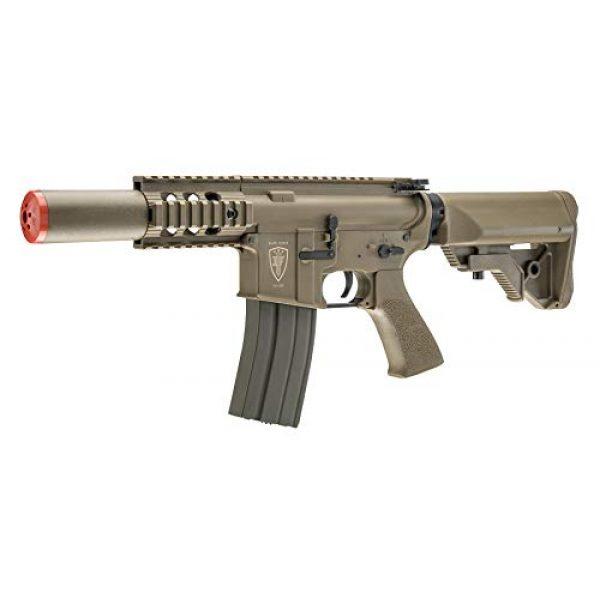 Elite Force Airsoft Rifle 2 Elite Force M4 AEG Automatic 6mm BB Rifle Airsoft Gun, CQC, FDE