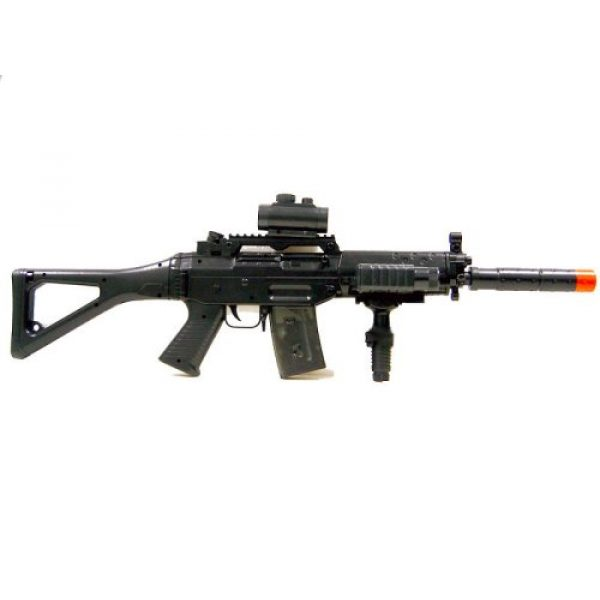 CYMA Airsoft Rifle 2 CYMA Navy Seal Assault Rifle SG 552 Airsoft Electric Gun