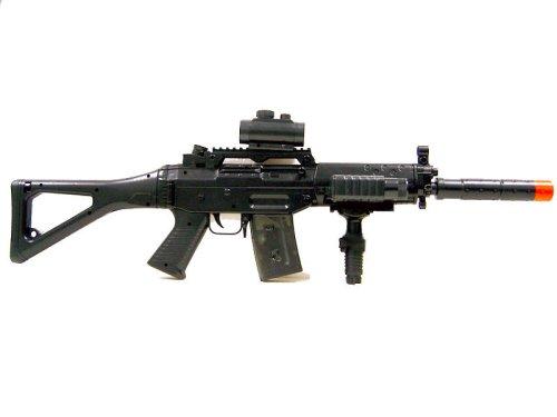 CYMA  2 CYMA Navy Seal Assault Rifle SG 552 Airsoft Electric Gun