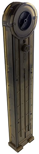 SportPro  3 SportPro CYMA 280 Round Polymer High Capacity Magazine for AEG P90 Airsoft - Transparent