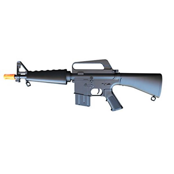 Double Eagle Airsoft Rifle 1 Double Eagle M308 Airsoft Spring Rifle Spring Powered Airsoft Gun