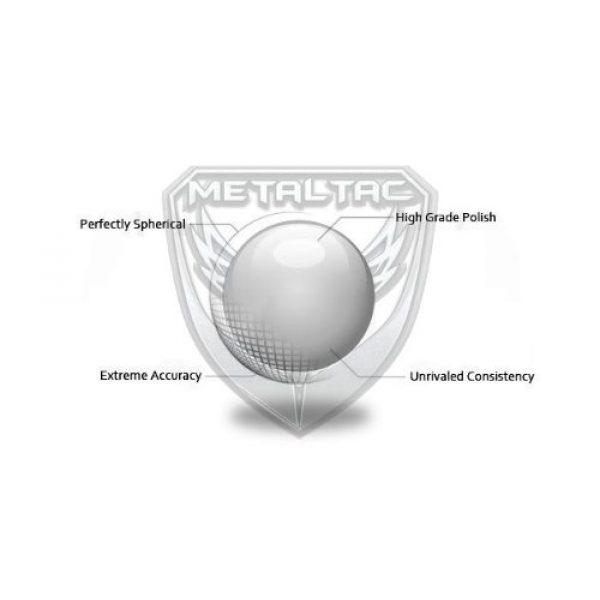 MetalTac Airsoft BB 4 MetalTac Airsoft BBS .25g 8000 Rounds Match Grade BB Pellet, 0.25 Gram 6mm for Airsoft Guns Ammo