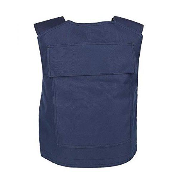JUM Airsoft Tactical Vest 4 JUM Hunting Vests, Security Guard Vest Vest Cs Field Genuine Tactical Vest Clothing Cut Proof Protecting Clothes for Men Women Drop Shipping