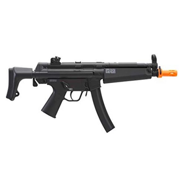 Elite Force Airsoft Rifle 3 Elite Force HK Heckler & Koch MP5 AEG Automatic 6mm BB Rifle Airsoft Gun, MP5 Competition Kit, Multi, One Size, Model Number: 2275052
