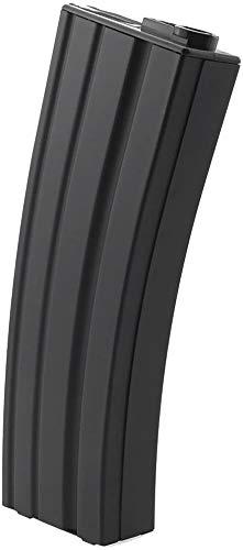 SportPro  2 SportPro 140 Round Metal Medium Capacity Magazine for AEG M4 M16 Airsoft - Black