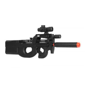 Well Airsoft Rifle 1 fully automatic airsoft belgium p-90 deluxe(Airsoft Gun)
