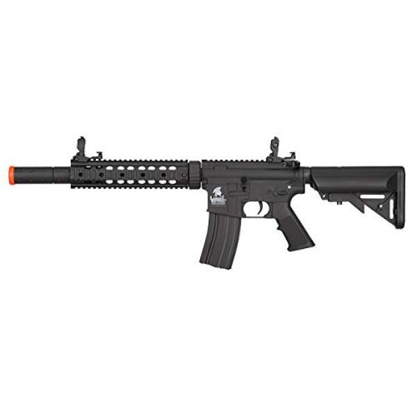 Lancer Tactical Airsoft Rifle 1 Lancer Tactical Gen 2 M4 SD Nylon Polymer AEG Airsoft Rifle