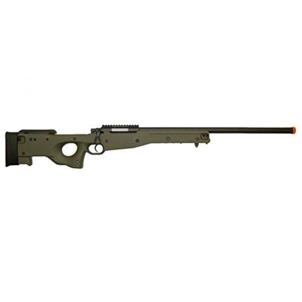 AGM Airsoft Rifle 1 AGM L96 AWP Spring Airsoft Sniper Gun OD