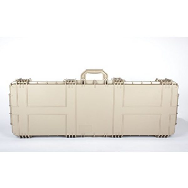 Seahorse Protective Equipment Cases Rifle Case 4 Seahorse SE1530 Tactical Long Case with Foam