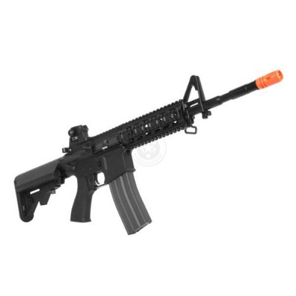 G&G Airsoft Rifle 2 G&G airsoft combat machine m4 raider high-performance full metal gearbox aeg rifle w/ integrated ras and crane stock(Airsoft Gun)