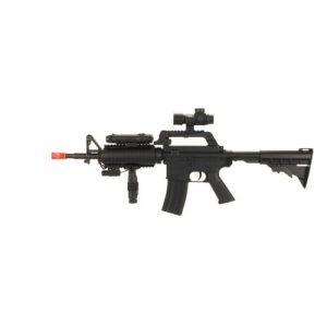 Well Airsoft Rifle 1 M-16 A4 Airsoft Assault Rifle Gun Paintball Pellet M16