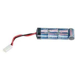 Intellect Airsoft Battery 1 Intellect Rechargeable Airsoft Battery: Small Plug/Hand Guard Configuration (1200mAh