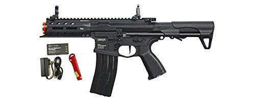 G&G  1 G&G ARP 556 CQB AEG Airsoft Gun Battery & Charger Combo w/ MOSFET