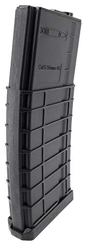 SportPro  4 SportPro CYMA 150 Round Polymer Thermold Waffle Medium Capacity Magazine for AEG M4 M16 Airsoft - Black