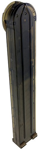 SportPro  5 SportPro CYMA 280 Round Polymer High Capacity Magazine for AEG P90 Airsoft - Transparent