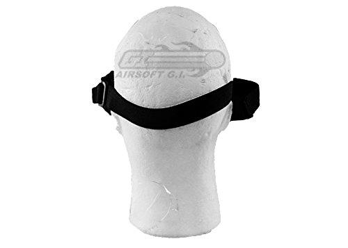 Bravo! Airsoft Goggle 4 Bravo Airsoft Compact Goggles (Black)