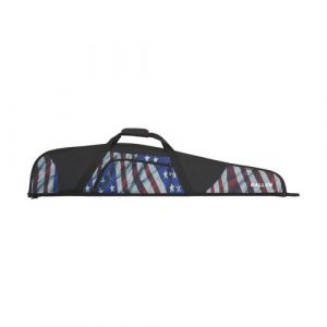 Allen Company Rifle Case 1 Allen Centennial Gun Case, Stars & Stripes