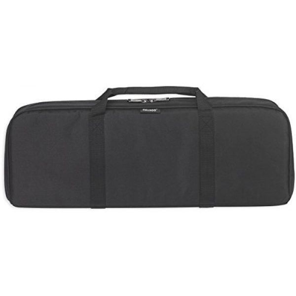 """Bulldog Cases Rifle Case 1 Bulldog Cases """"Ultra Compact"""" AR-15 Discreet Carry Case"""