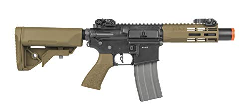 Elite Force Airsoft Rifle 1 Elite Force M4 AEG Automatic 6mm BB Rifle Airsoft Gun