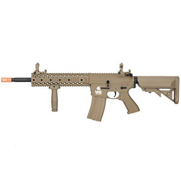 Lancer Tactical Airsoft Rifle 1 Lancer Tactical LT-12 Full Metal M4 EVO AEG Airsoft Rifle