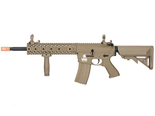 Lancer Tactical  1 Lancer Tactical LT-12 Full Metal M4 EVO AEG Airsoft Rifle