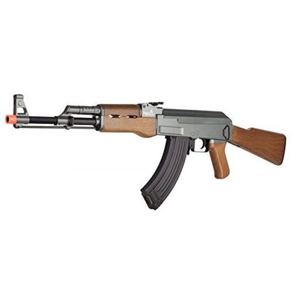 UKARMS Airsoft Rifle 3 UKARMS Lancer Tactical LT-728 AEG AK-47 Electric Airsoft Gun Rifle