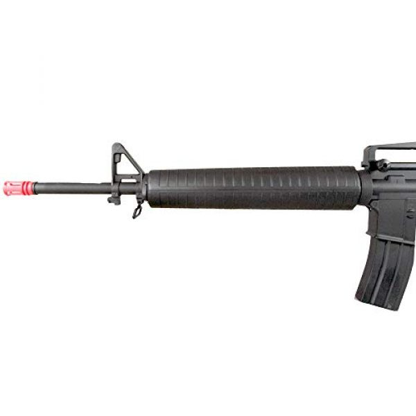 MetalTac Airsoft Rifle 7 MetalTac CYMA CM013 Electric Airsoft Gun RAS with Polymer Body, Metal Gearbox Version 2, Full Auto AEG, Powerful Spring 370 Fps with .20g BBS