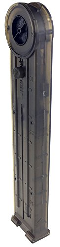 SportPro  2 SportPro CYMA 280 Round Polymer High Capacity Magazine for AEG P90 Airsoft - Transparent
