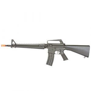 BBTac Airsoft Rifle 1 BBTac 800014 M16A2 Airsoft Gun Vietnam Style Spring Airsoft Gun Rifle Full Size