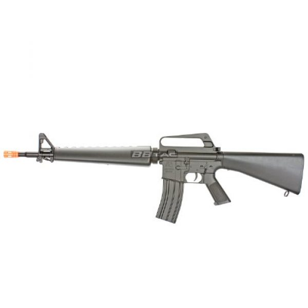 BBTac Airsoft Rifle 1 BBTac m16a2 airsoft gun vietnam style spring airsoft gun rifle with warranty(Airsoft Gun)