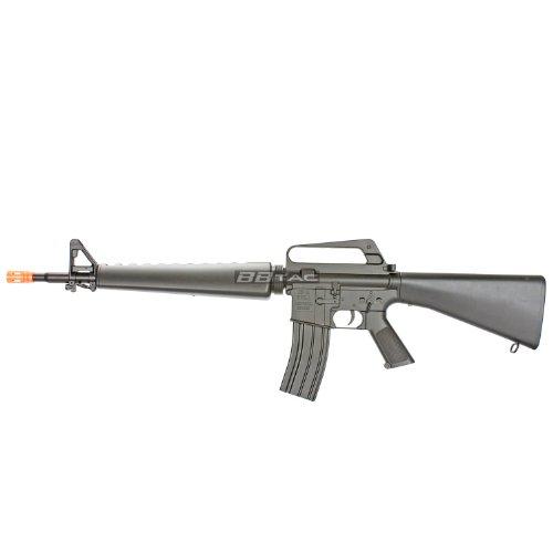BBTac  1 BBTac m16a2 airsoft gun vietnam style spring airsoft gun rifle with warranty(Airsoft Gun)